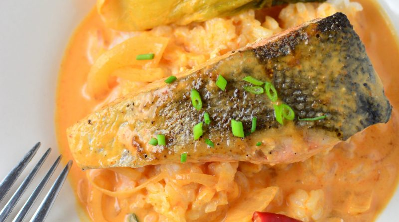 SALMON CURRY RECIPE