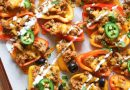 Mini Bell Pepper Nachos Recipe